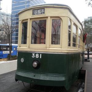 Когда-то в Сеуле ходили трамваи…