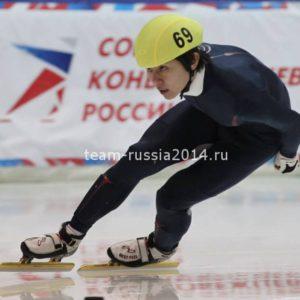 Виктор Ан — российский бог шорт-трека
