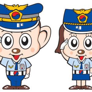 Корейская полиция и кей-поп