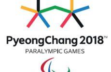 Презентация новой эмблемы Паралимпийских игр 2018г.