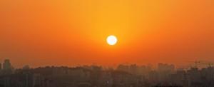 Первый рассвет над Кореей, 01.01.2014 Источник: flickr.com/photos/traveloriented/