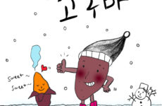 Чем согреться корейской зимой