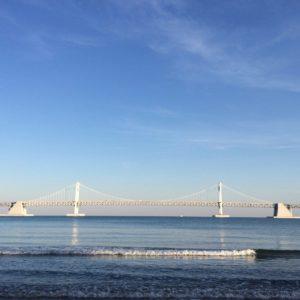 Пляж Кваналли (광안리해수욕장)
