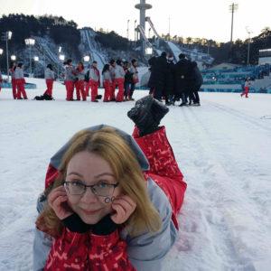 Один день из жизни олимпийского волонтера
