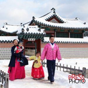 Соллаль — корейский Новый год