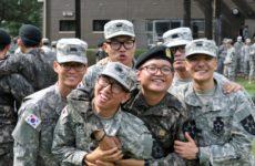 Защитникам корейского Отечества посвящается