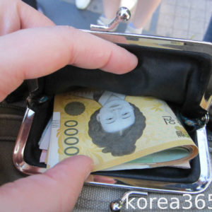 Деньги: рубли, воны, доллары и евро