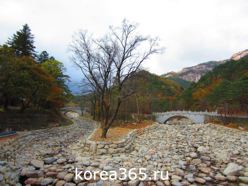 Южная Корея Сораксан